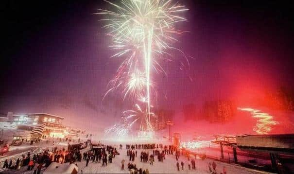 Free firework show & torchlight parade up at Brundage Mountain Ski Resort