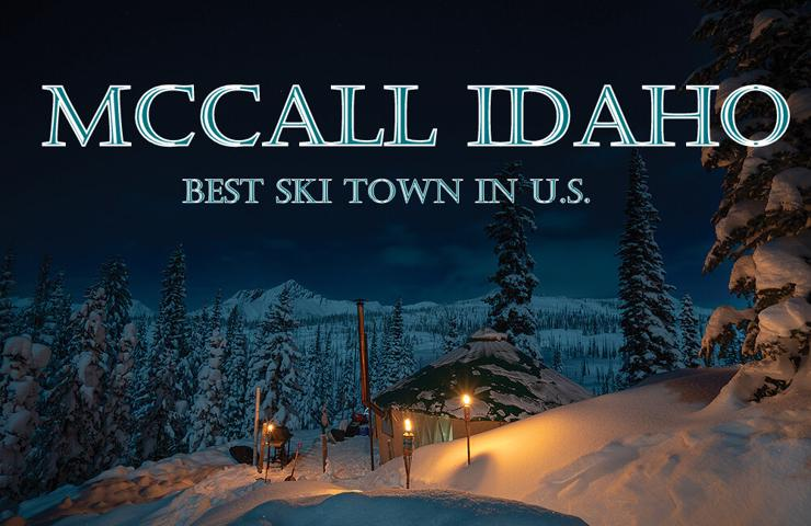 The Best Ski Town Has The Most Horrible