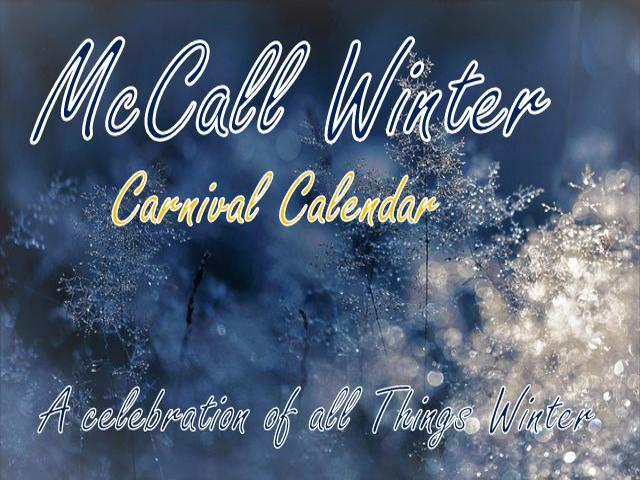 McCall Winter Carnival Calendar Of Events